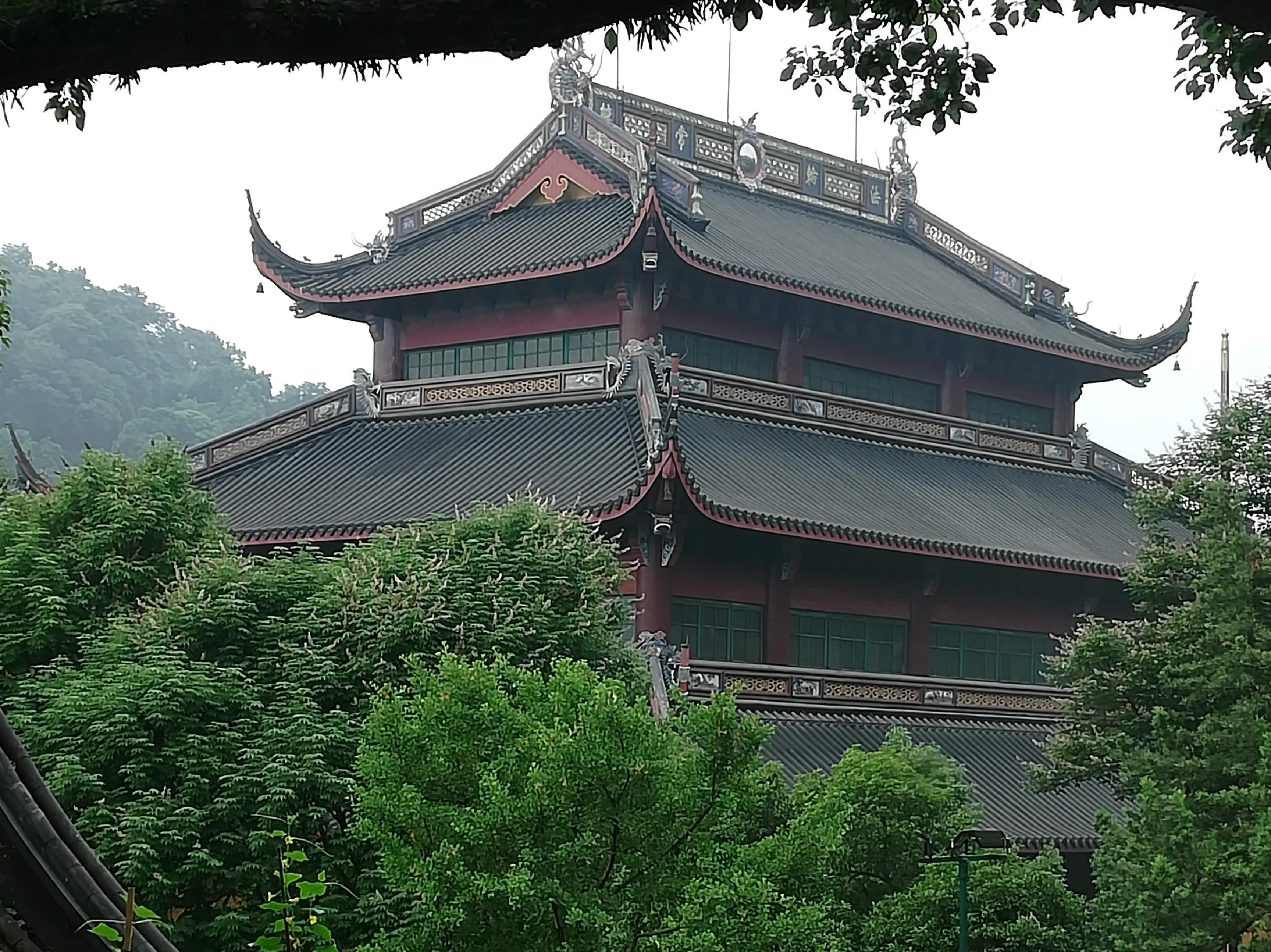 Lingyin Temple in Hangzhou, China